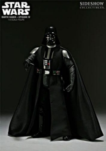 Sideshow Collectibles Star Wars 12 Inch Deluxe Action Figure Darth Vader [Episode IV]