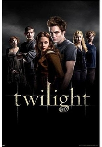 Twilight Movie Poster Advance Group Artwork