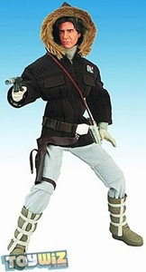 Diamond Select Toys Star Wars Ultimate Quarter Scale Action Figure Han Solo [Hoth Gear]