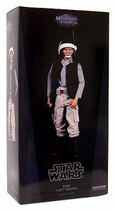 Sideshow Collectibles Militaries of Star Wars 12 Inch Deluxe Action Figure Rebel Fleet Trooper