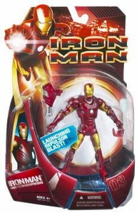 Iron Man Movie Action Figure Iron Man Mark 03