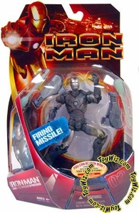 Iron Man Movie Action Figure Iron Man Mark 02