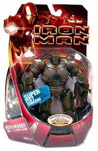 Iron Man Movie Action Figure Iron Monger [Blue Arc Reactor]