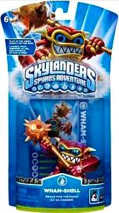 Skylanders Figure Pack Wham-Shell