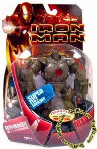 Iron Man Movie Action Figure Iron Monger [Red Arc Reactor]