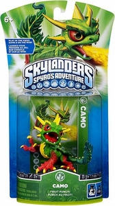 Skylanders Figure Pack Camo BLOWOUT SALE!
