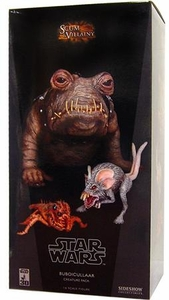 Sideshow Scum & Villainy Collectibles Star Wars 12 Inch Deluxe Action Figure Buboicullaar Creature Pack