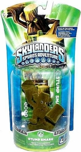 Skylanders Figure Pack FLOCKED Stump Smash BLOWOUT SALE!