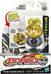Beyblades Metal Masters Stamina Battle Top #BB99 Hades Kerbecs