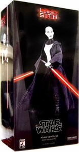 Sideshow Lords of the Sith Collectibles Star Wars 12 Inch Deluxe Action Figure Asajj Ventress