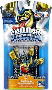 Skylanders Exclusive Figure Pack LEGENDARY Trigger Happy
