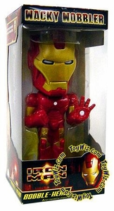Wacky Wobbler Bobble Head Iron Man