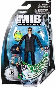 Men In Black 3 Basic 4 Inch Action Figure Agent K
