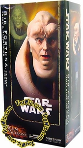 Sideshow Scum & Villainy Collectibles Star Wars 12 Inch Deluxe Action Figure Bib Fortuna