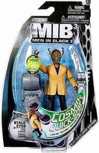 Men In Black 3 Basic 4 Inch Action Figure Stalk Eyes