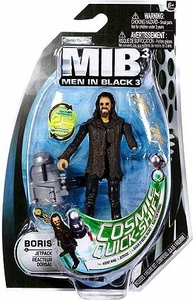 Men In Black 3 Basic 4 Inch Action Figure Boris