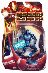 Iron Man Movie Action Figure Torpedo Armor Iron Man