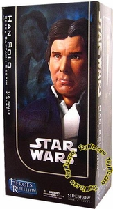 Sideshow Heroes of the Rebellion Collectibles Star Wars 12 Inch Deluxe Action Figure Bespin Han Solo