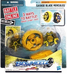 Beyblades Beywheelz Power #W-11 Savage Blade Herculeo