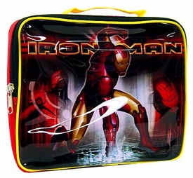 Iron Man Movie Collectible Lunch Tote