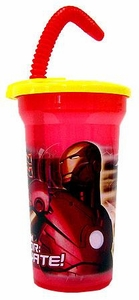 Iron Man Movie Collectible Fun Sip Cup
