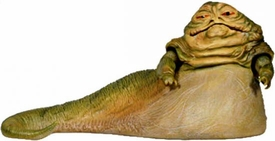 Sideshow Scum & Villainy Collectibles Star Wars 12 Inch Deluxe Action Figure Jabba the Hutt