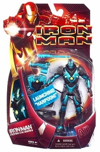 Iron Man Movie Action Figure Atmospheric Diving Armor Iron Man
