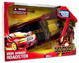 Iron Man Movie Deluxe Box Set Iron Armor Roadster�[Sports Coupe]