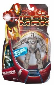 Iron Man Movie Action Figure Iron Man Mark 01