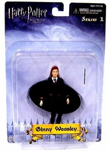 NECA Harry Potter and the Half Blood Prince 3.75 Inch Action Figure Ginny Weasley