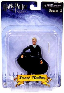 NECA Harry Potter and the Half Blood Prince 3.75 Inch Action Figure Draco Malfoy