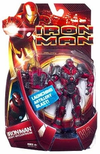 Iron Man Movie Action Figure Heavy Artillery Iron Man
