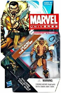 Marvel Universe 3 3/4 Inch Series 18 Action Figure #8 Kraven the Hunter