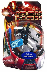 Iron Man Movie Exclusive Action Figure Iron Man [SOS Stealth Operations Suit] {War Machine!}