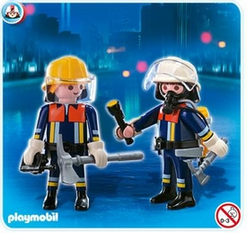 Playmobil Rescue Set #4914 Fire Rescue Squad
