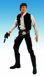 Diamond Select Toys Star Wars Ultimate Quarter Scale Action Figure Han Solo [Mos Eisley]
