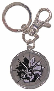 Castlevania Curse of Darkness Metal Keychain Emblem