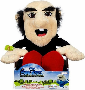 The Smurfs Movie Jakks Pacific Exclusive Talking Plush Gargamel