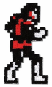 Castlevania Retro 8-Bit Patch Simon