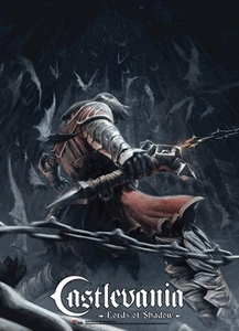 Castlevania: Lords of Shadow Wall Scroll Gabriel