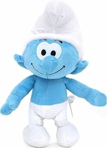 The Smurfs Movie 7 Inch Plush Clumsy