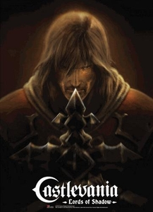 Castlevania: Lords of Shadow Wall Scroll Gabriel Stare
