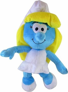 The Smurfs Movie 8 Inch Plush Smurfette