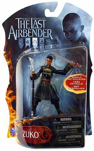 Avatar The Last Airbender Movie 3 3/4 Inch Action Figure Zuko [Sword & Staff]
