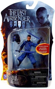 Avatar The Last Airbender Movie 3 3/4 Inch Action Figure Blue Spirit [Mask OFF]