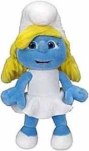 The Smurfs Movie Jakks Pacific 10 Inch Plush Smurfette