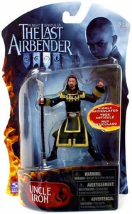 Avatar The Last Airbender Movie 3 3/4 Inch Action Figure Uncle Iroh