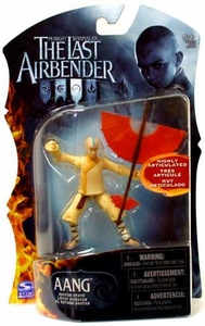 Avatar The Last Airbender Movie 3 3/4 Inch Action Figure Aang Avatar State