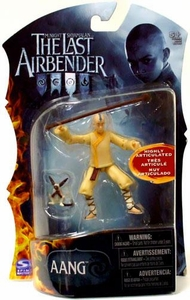 Avatar The Last Airbender Movie 3 3/4 Inch Action Figure Aang with Momo