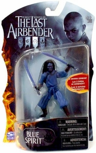 Avatar The Last Airbender Movie 3 3/4 Inch Action Figure Blue Spirit [Mask ON]